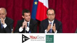 SONDAGE EXCLUSIF - La popularité de Valls pâtit du vol pour Berlin et du