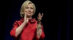 Record de levée de fonds pour Hillary