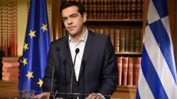 Grèce: Tsipras maintient l'appel à voter non