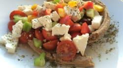 Déclinaisons de salades