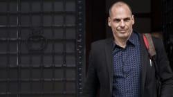 Greek Finance Minister