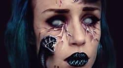 Les transformations maquillage de cette femme sont effrayantes!