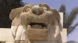L'EI détruit le Lion d'Athéna du musée de