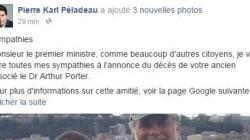 D'ironiques sympathies de PKP à Philippe