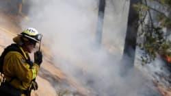 Wildfires Threaten Alberta