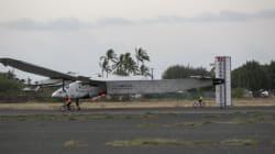 Solar Impulse 2 se pose à Hawaï après un vol record