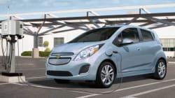 Essai routier Chevrolet Spark EV 2015 : la nouvelle électrique