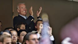 Biden And Obama (But Not That One) Cheer On USA In