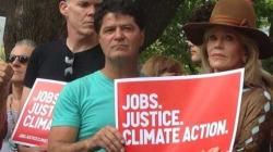 Jane Fonda à Toronto contre les changements
