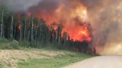 Feux en Saskatchewan: l'armée intervient