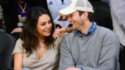 Ashton Kutcher et Mila Kunis seraient mariés