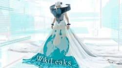 Une blogueuse russe crée le look Wikileaks