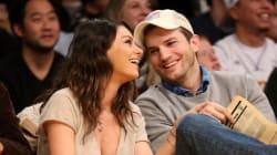 Ashton Kutcher et Mila Kunis se seraient mariés en