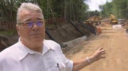 Dynamitage raté à Stoneham: le maire veut des