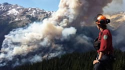 Pemberton Wildfire Explodes 10 Times In Size
