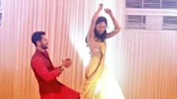 Here Are Pictures Of Shahid Kapoor And Mira Rajput's Sangeet In