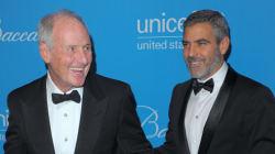 Le dernier hommage de George Clooney à son ami producteur Jerry