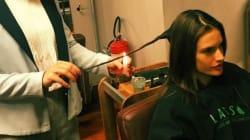 Ce traitement promet de vous donner des cheveux brillants... en les