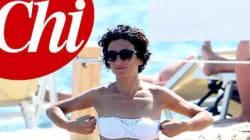 Le vacanze della first lady: bikini e fisico