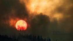 Smoke Makes B.C. Look Like Another