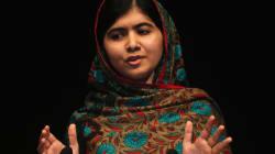 Prestes a fazer 18 anos, Malala promete continuar a ser 'voz das