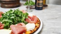 Enoteca Mozza: une pizza qui remporte les