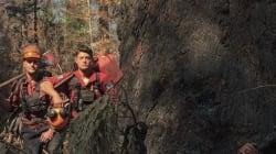 Le combat contre les feux de forêt en C.-B. vu par les pompiers