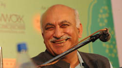M.J. Akbar To Head BJP's New Media Cell To Counter Bad