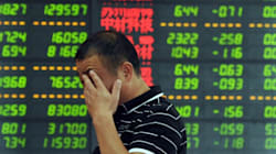 Panic Grips Chinese Market As Stocks