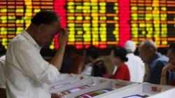 Les bourses chinoises chutent