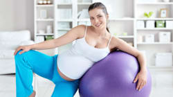Are You Pregnant? Get Moving to Reduce Your Risk of