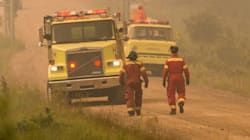 Soldiers Train To Fight Dire Wildfire Situation In