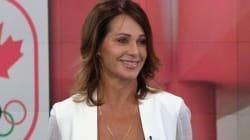 Nadia Comaneci est en