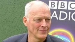 David Gilmour a tellement aimé le jingle de la SNCF qu'il en a fait une