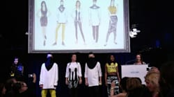 Les créations du Gala relève mode sont exposées au Musée des beaux arts de