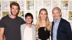 Les vedettes d'Hunger Games présentent l'affiche du prochain