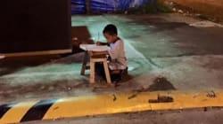 Grâce à cette photo sur Facebook, cet enfant va réaliser son rêve: