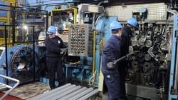 Istat: vola la produzione industriale a maggio, +3% in un