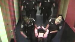 Video Released Of Alleged Ottawa Police