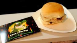 Ad Expo si mangia il Crocoburger: l'hamburger di