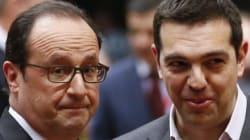 Lo zampino di Hollande dietro al piano