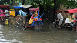 Heavy Rains In Delhi And Other Parts Of The Country Bring Relief To Some, Chaos For