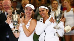 Sania Mirza First Indian Woman To Win A Doubles Grand