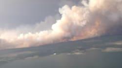 Lightning Sparks New B.C. Fires As Resort