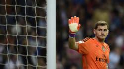 Iker Casillas en larmes pour ses adieux au Real