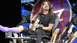 Les Foo Fighters invitent un fan sur scène pour jouer de la batterie le jour de ses 18