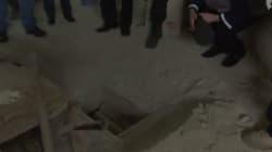 麻薬王「エル・チャポ」が脱獄に使ったトンネルはかなり本格的だった(動画)