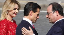 En invitant Peña Nieto, la France tourne en grande pompe la page