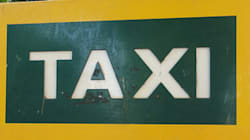 Victoria Airport Cab Drivers Struck By Errant