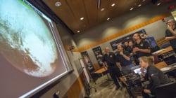 La sonde New Horizons passe au plus près de Pluton